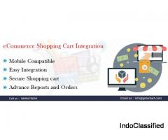 E-commerce Shopping Cart Integration