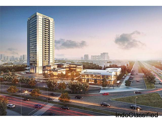 Luxury Studio Apartments In Gurgaon | Ascott IREO City Gurgaon