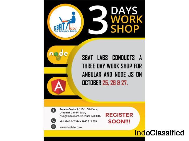 SBAT Labs Software Training Institute