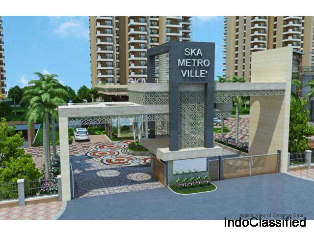 Buy 2 BHK (920 sq.ft) Apart. At SKA Metro Ville at In-budget Price in Greater Noida : 8750-488-588