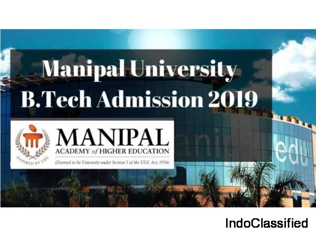 B Tech Degree for Engineering Course - MAHE