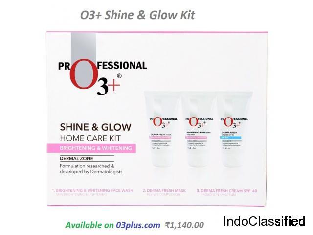 O3+ Shine & Glow Kit