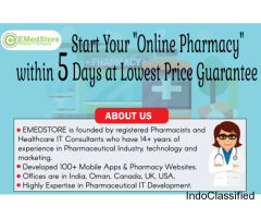 EMedStore – Best Mobile Application for Pharmacy