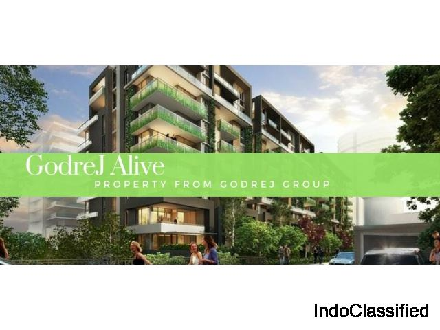For Booking Flats in Godrej Alive Mulund