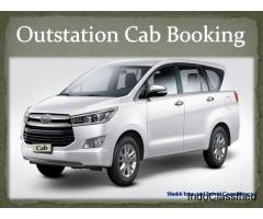 Outstation Cab Booking at Best Fares by ShubhTTC