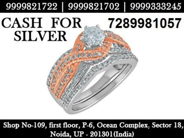 Cash for silver in Noida Near Me