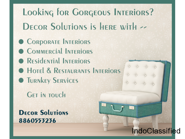 Best Interior designing firms in delhi ncr