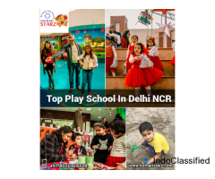 Top Play school in Delhi NCR | kothari starz Noida