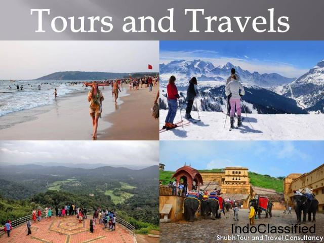 Tours and Travels, Book Holiday Packages from ShubhTTC