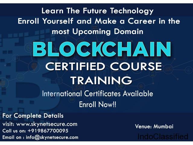 Blockchain Training in Mumbai   Blockchain Certification Course