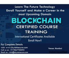 Blockchain Training in Mumbai | Blockchain Certification Course