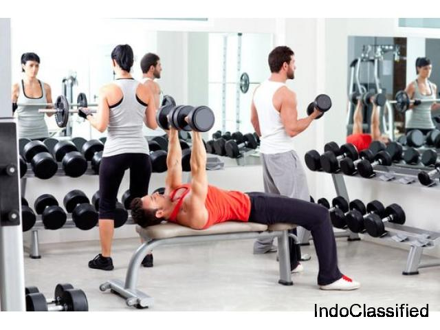 The More You Sweat In Training, The Less You Bleed In Battle, Enroll Now In The Best Delhi Gym
