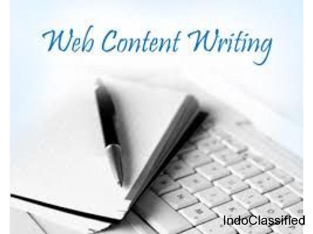 Grab the Best Website Content Writing Services