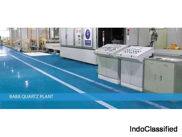 India's Largest Quartz Manufacturer In North India