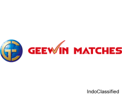 Safety Matches Supplier in Madurai | Geewinmatches