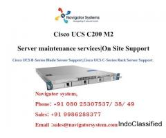 Cisco UCS C200 M2| Server maintenance services|On Site Support