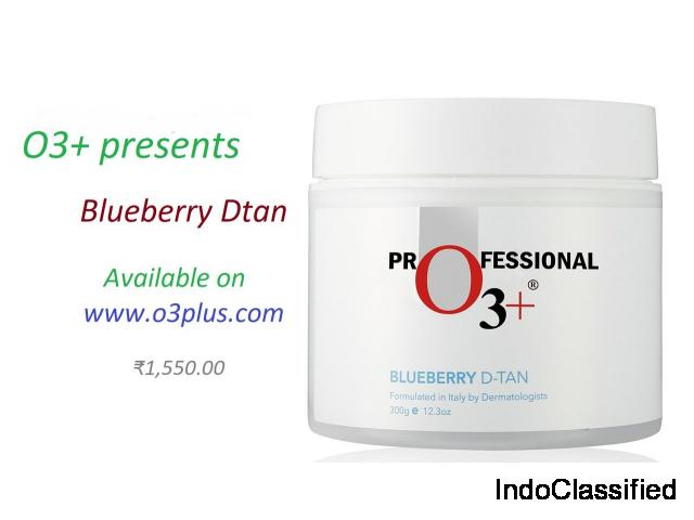 O3+ Blueberry Dtan