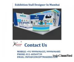 Exhibition Stall Designer In Mumbai - Exhibitionsconcept