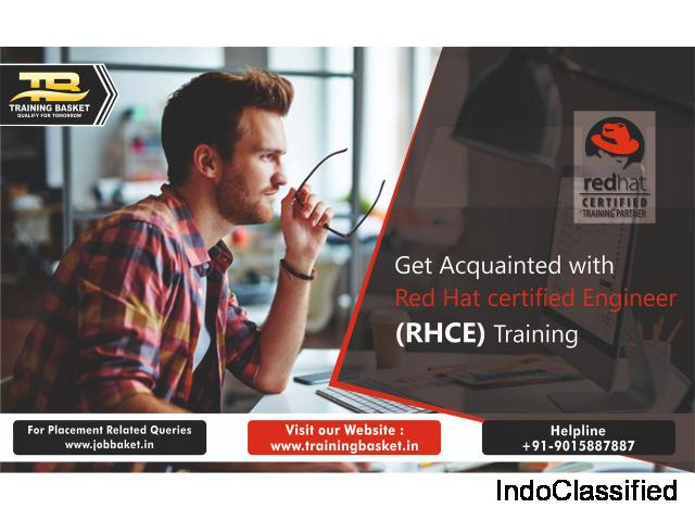 Best 6 month based Red Hat Linux training in Noida @ Training Basket