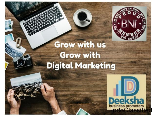 best digital marketing services in Surat