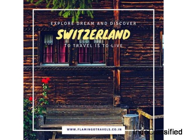 Plan an Exciting Switzerland Honeymoon Tour with Flamingo Travels