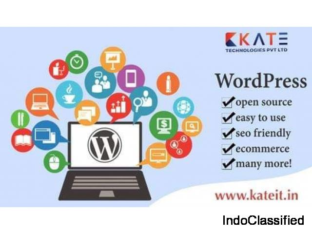 WordPress Services  | WordPress Development Hyderabad | WordPress Services Provider in Hyderabad