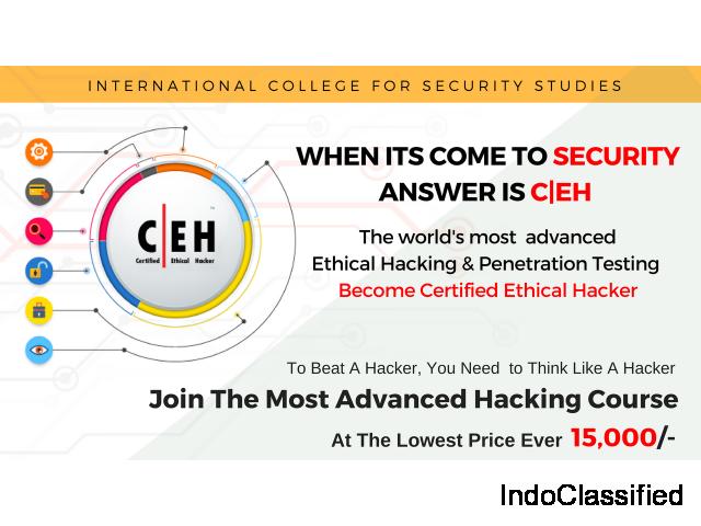 Cyber Security training & Certification in Delhi | CEH, CHFI