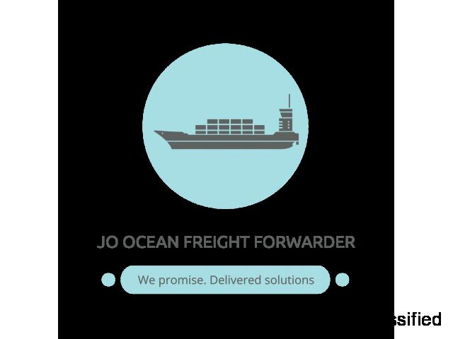 Ocean Freight Forwarder company
