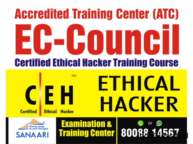 Certified Ethical Hacker (CEH v10) Training in Hyderabad