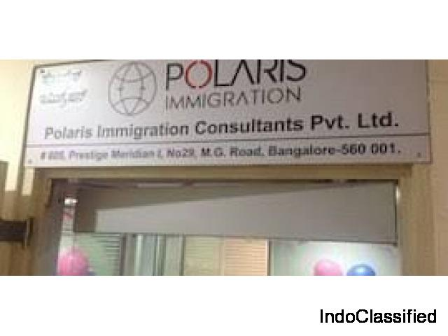 Visa Services|Immigration Consultant in Bangalore  - Polaris Immigration
