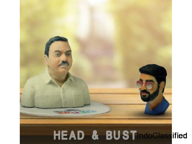 3d selfie Bangalore |Custom figurines India