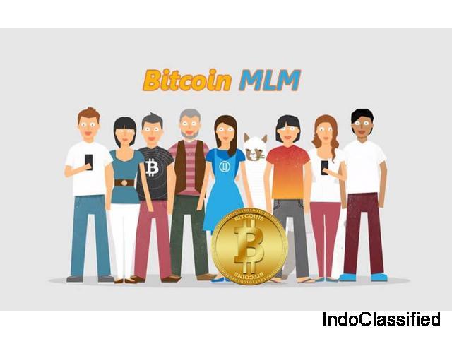 Bitcoin MLM Plan | Bitcoin MLM Software Development