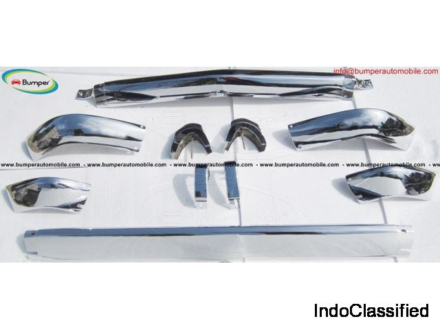 BMW 2002 bumper kit new (1968-1971) stainless steel
