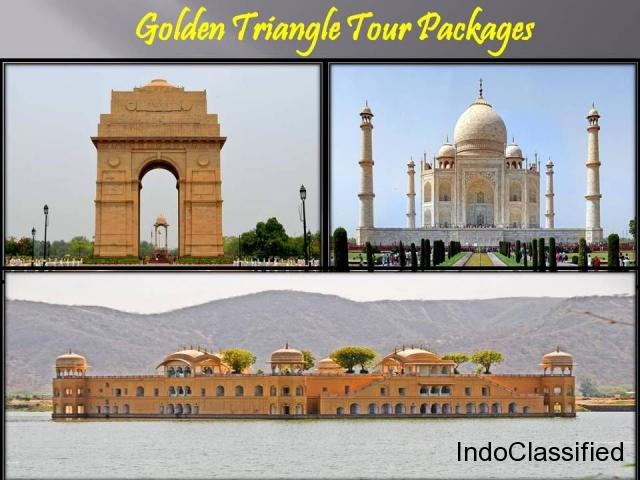 Golden Triangle Tour Packages, India Book Online - ShubhTTC