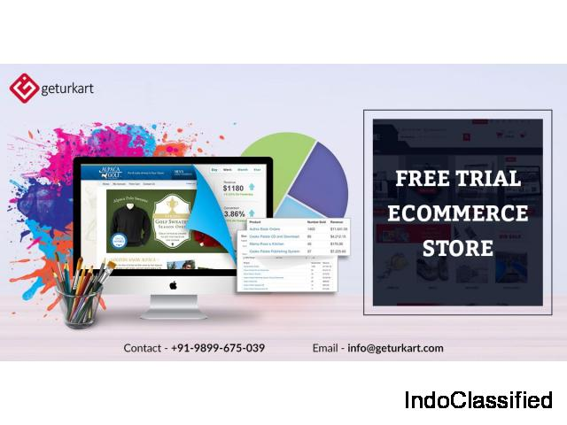 Free Trial E-commerce Store