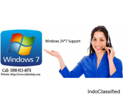 Windows 7 update support