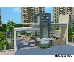 Book SKA Metro Ville 3 Room Set Luxury Flat at Best Price at Greater Noida