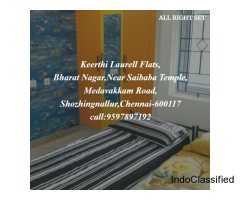 ARS Ladies Hostel for Working Womens and Students in Chennai