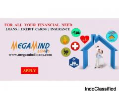 Loans - Apply for all kinds of loans from Megamindloans.