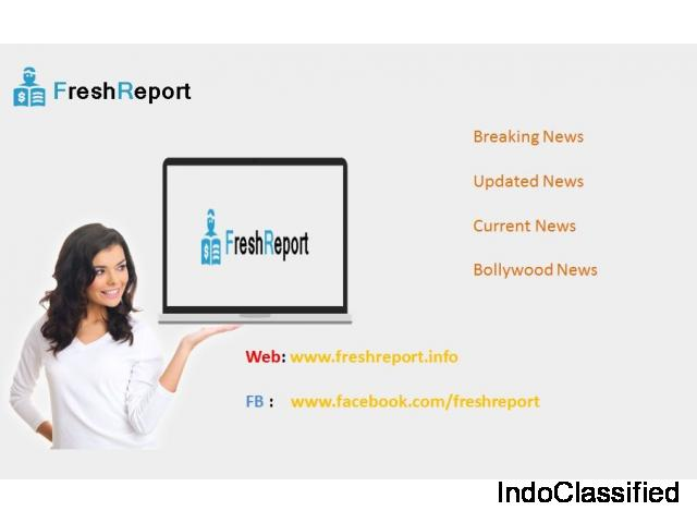 Get the latest news in hindi at Fresh Report