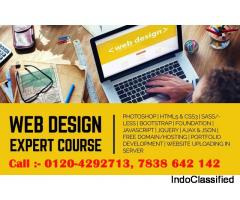 Web Designing Training Course in Pitampura