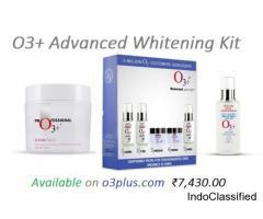 O3+ Advanced Whitening Kit