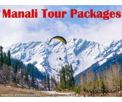 Manali Tour Packages, Explore breathtaking view of glaciers by ShubhTTC