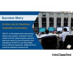 SCADA: 220 KV Electrical Substation Automation