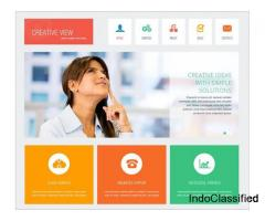 Creative Joomla Website Templates -Creative Template