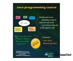 Java Course Class