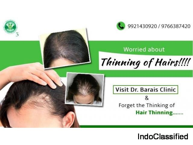 Best Hair Transplant Clinic in Kolhapur   Dr. Barais Clinic