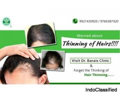 Best Hair Transplant Clinic in Kolhapur | Dr. Barais Clinic