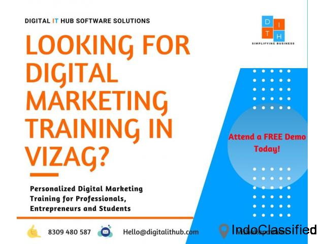 Become Google Certified Digital Marketing Professional In Vizag