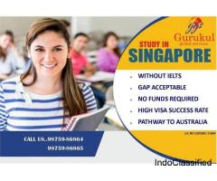 Apply For Upcoming Intake to Study in Singapore